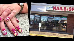 Hair Extensions Everett Wa by Amazing Nails And Spa In Everett Wa 98208 946 Youtube