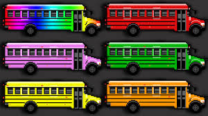 Different Names Of Green by Street Vehicles For Kids Cars And Trucks Bus Toy Learn