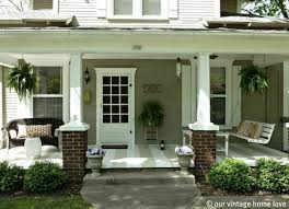 porch painting ideas porch columns design options for curb appeal