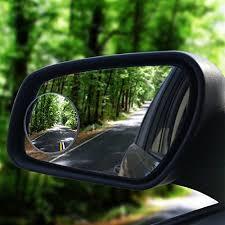 Blind Corner Mirror Maneko 3r Blind Spot Mirror Round Shape Convex Side Rear View