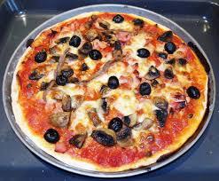cuisiner une pizza ma pizza maison les recettes de virginie