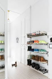 shoe storage best vertical shoe rack ideas on pinterest closet