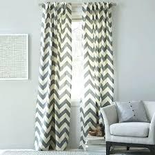 Chevron Style Curtains Aqua And White Chevron Curtains Chevron Gray And White Curtains