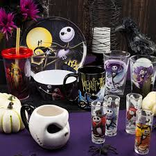 nightmare before tumbler with straw for sale