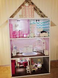 Doll House Plans Barbie Mansion by 48 Best Barbie House Project Ideas Images On Pinterest