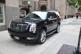 2007 cadillac escalade stock gc1174ba for sale near chicago il