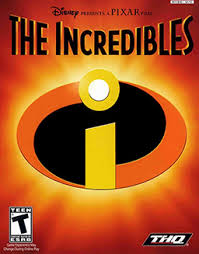 incredibles video game