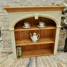 Shabby Chic Bookshelves by Pine Shabby Chic Bookcase Timeless Antiques U0026 Chic Furniture