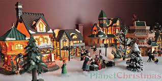 christmas villages christmas villages create your own tiny world of christmas