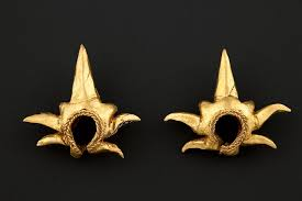 philippine gold ear ornaments ayala museum gold philippine