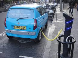 nissan leaf charging points uk ev charging stations twice the of electric cars cleantechnica