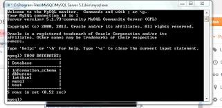 membuat database baru di sql server cara membuat database di mysql ilmukomputer com