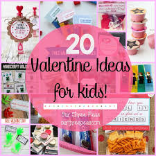 kids valentines gifts 20 ideas for kids our three peas