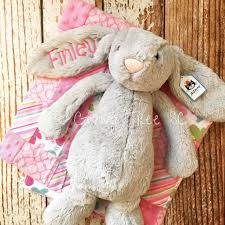large personalized jellycat bunny rabbits easter gift