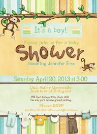 monkey invitations baby shower monkey baby shower invitation melanie monkey baby shower