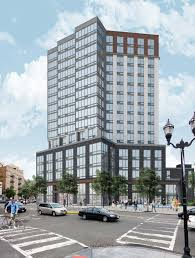 monthly parking jersey city new tower to rise mcginley square jersey digs