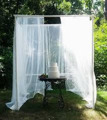 chuppah poles chuppah poles bridal wedding one curtain panel huppah