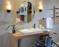 Handicap Bathroom Vanity Universal Design For Accessibility Ada Wheelchair Accessible