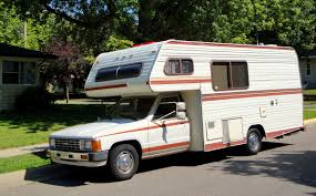 toyota sunrader floor plans anybody know tow capacity for 84 e350 26 u0027 coachmen ford truck