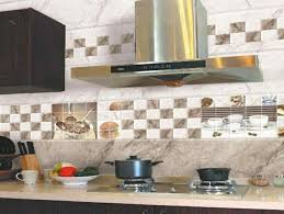 kitchen tiles design ideas kitchen tiles make the interior fresh design pedia