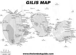 trawangan map