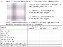 polynomial patterns learning task ppt video online download