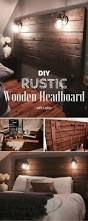 classic ideas for wood pallet repurposing bed with headboard