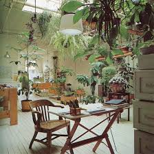 room with plants ode to the plant indoor gardens boat people vintage diy style
