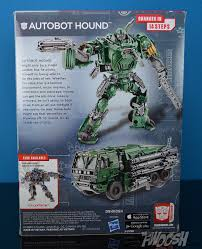 transformers hound weapons hasbro transformers age of extinction autobot hound voyager