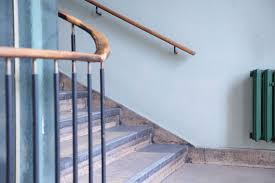 Stair Post Height by How To Install Stair Railing