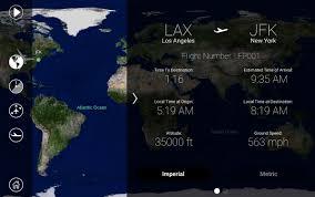 Flight Path Map 3d Moving Map