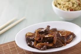 cuisiner chinois recette de boeuf aux oignons chinois facile et rapide