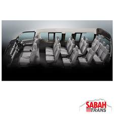 nissan urvan 15 seater van rental nissan urvan manual u2022 sabah trans car rental