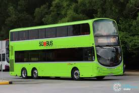 volvo transport sbs transit bus service 247 land transport guru