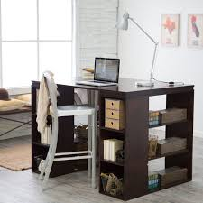 Standing Desk With Drawers by Best 20 Counter Height Desk Ideas On Pinterest Tall Desk Tall