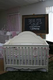 Olivia Convertible Crib by Convertible Cribs Jcpenney Graco Charleston 4in1 Convertible Crib