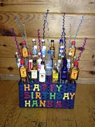 liquor gift baskets best best 25 liquor gift baskets ideas only on with