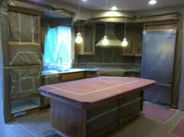 paint or stain kitchen cabinets cabinet painting and staining contractors in portland beaverton