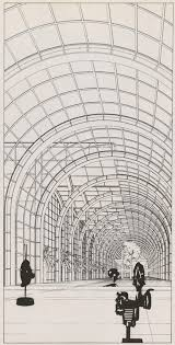 beyond architectural illustration perspective one point