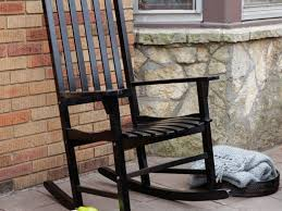 Rocking Chair Outdoor Furniture Rocking Chairs How Grease Black Outdoor Rocking Chairs Wonderful