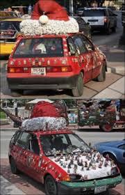 car decorations top 15 christmas car decorations megamachine