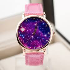 pink bracelet watches images Galaxy watch galaxy leather watch pink leather watch leather jpg