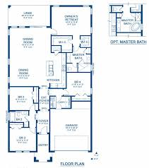 Home Floor Plan by Sandpiper A New Home Floor Plan At Starkey Ranch Innovation By