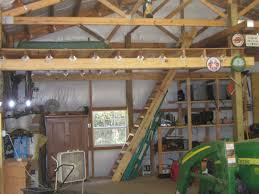 Truss Spacing Pole Barn Pole Barn Loft Framing Size Questions