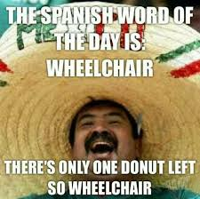 Wheelchair Meme - wheelchair puns