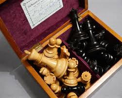 jaques staunton chess set circa 1915 luke honey decorative