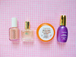 mooeyandfriends my nail care routine how to make your nails
