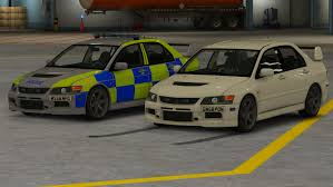 Police Mitsubishi Evolution 9 Pack Marked U0026 Unmarked Gta5