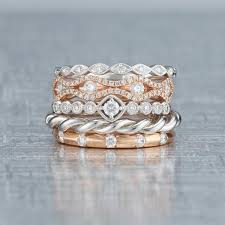Stacked Wedding Rings by 2816 Best Rings Images On Pinterest Jewelry Rings And Jewelry Rings