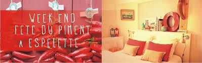 chambre d hote espelette pays basque photos fête du piment espelette atlantikoa chambre d hôtes au pays